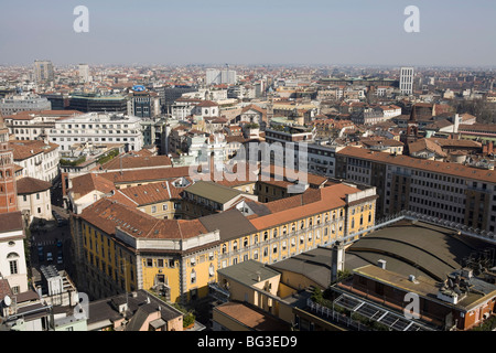Milan, Lombardy, Italy, Europe - Stock Photo