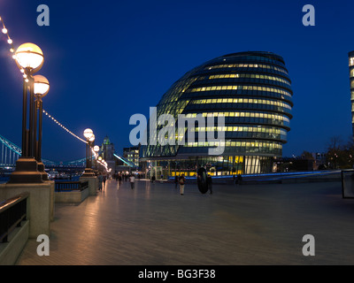 City Hall. The London Assembly Building. - Stock Photo