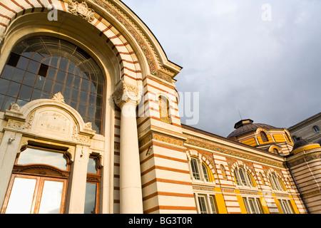Mineral Baths, Sofia, Bulgaria, Europe - Stock Photo