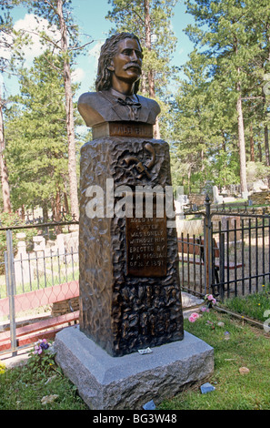 Image result for wild bill hickok tomb