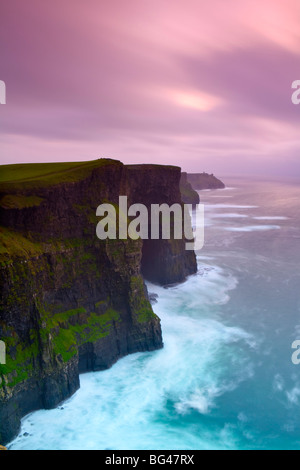 Cliffs of Moher, County Clare, Ireland - Stock Photo
