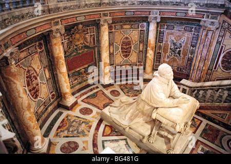 Church of Santa Maria Maggiore, Rome, Italy - Stock Photo