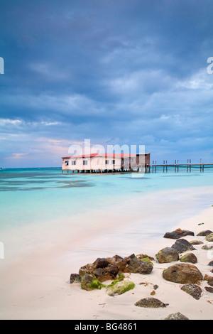 Nicaragua, Corn Islands, Big Corn Island, Corn Island Marine Park, Anastasia by the Sea - Stock Photo
