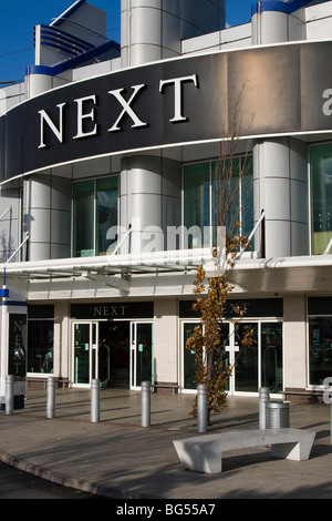 next store gallions reach shopping centre within the M25 east london england uk gb - Stock Photo