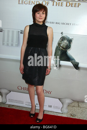 PRIYANKA XI THE WATER HORSE: LEGEND OF THE DEEP  PREMIERE ARCLIGHT HOLLYWOOD LOS ANGELES USA 08 December 2007 - Stock Photo