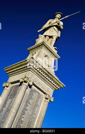Kirriemuir War Memorial - Stock Photo