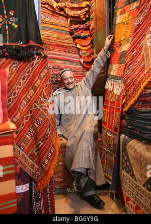 Bazar Ben Allal - Stock Photo