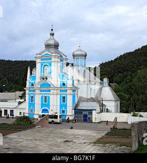 Kremenets, Ternopil oblast, Ukraine - Stock Photo