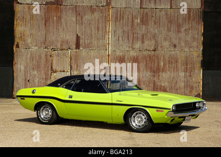 Dodge Challenger RT SE 1970 - Stock Photo