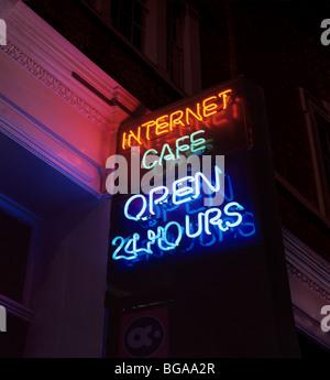 Internet Cafe City Of London