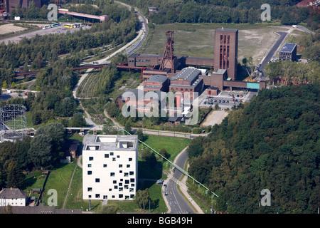 World Cultural Heritage, Zeche-Zollverien, Essen, NRW, Germany, Europe. - Stock Photo
