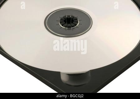 CD in digipack - Stock Photo