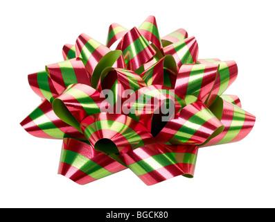 Christmas Bow - Stock Photo
