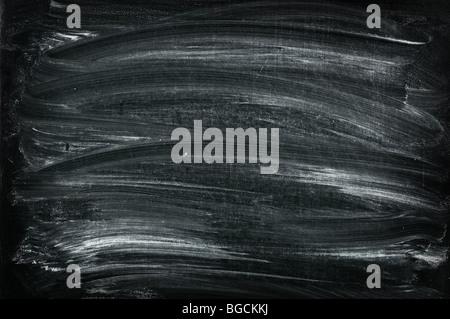 black blackboard texture - Stock Photo
