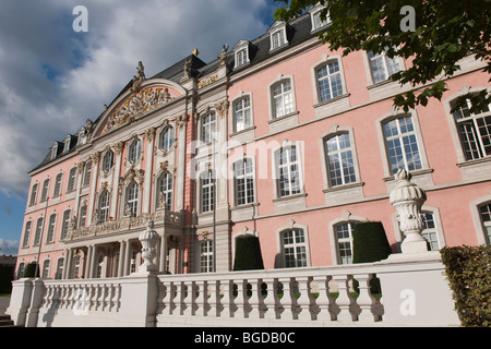 Electoral Palace, Trier, Rhineland-Palatinate, Germany, Europe - Stock Photo