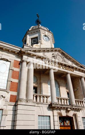 Europe, UK, England, Hampshire, Southampton - Stock Photo