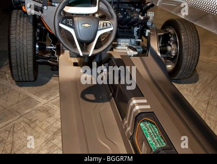 Battery pack for Chevrolet Volt - Stock Photo