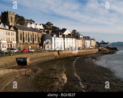 Aberdovey (Aberdyfi), Gwynedd Mid Wales UK - Stock Photo