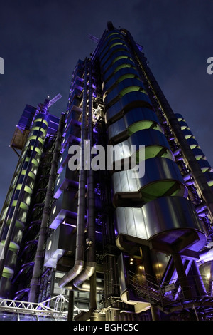 Lloyds Building London - Stock Photo