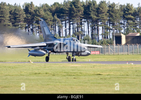 RAF Tornado F3 - 111(F) Sqn at RAF Leuchars Airshow 2009, Fife, Scotland - Stock Photo