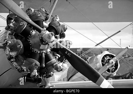 Aerial Show - Festival Aereo - FIO - Fundación Infante de Orleans - Stock Photo