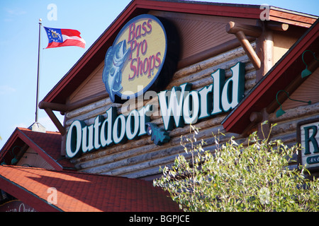 The Bass Pro Shops Store In Rancho Cucamonga California Stock Photo Royalty Free Image