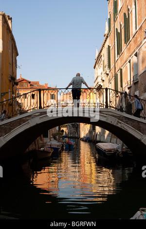 View over Venice, Italy. - Stock Photo