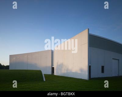 herning art center, denmark - Stock Photo