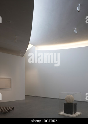 herning art center, denmark - main gallery space - Stock Photo