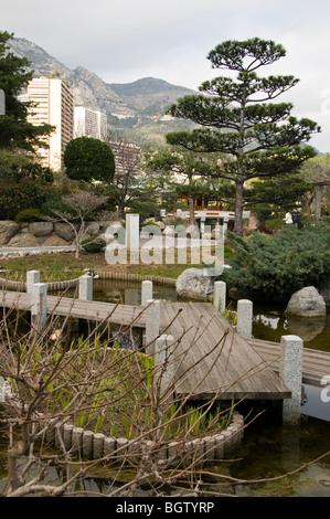 Monaco monte carlo jardin japonais japanese garden for Jardin japonais monaco