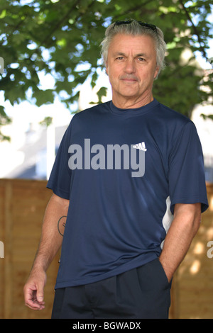 JOHN IRVING, acclaimed American writer, author of 'The Cider House Rules', 'The World According To Garp'. Edinburgh, - Stock Photo