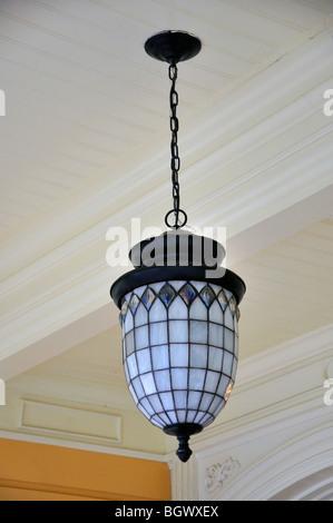 Lantern, Disneyworld, Orlando, Florida, USA - Stock Photo