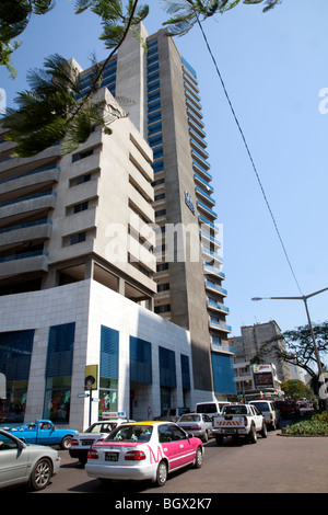 Polana Shopping center in Maputo, Mozambique - Stock Photo