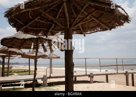Catembe Beach, Maputo, Mozambique - Stock Photo
