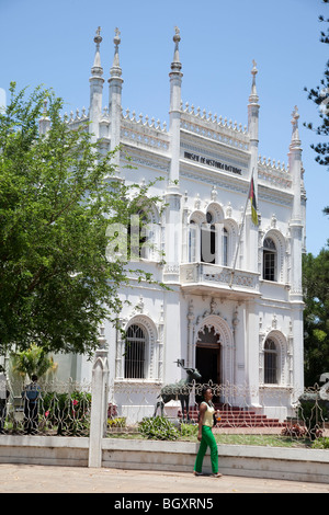 Natural history museum, Maputo, Mozambique, East Africa - Stock Photo