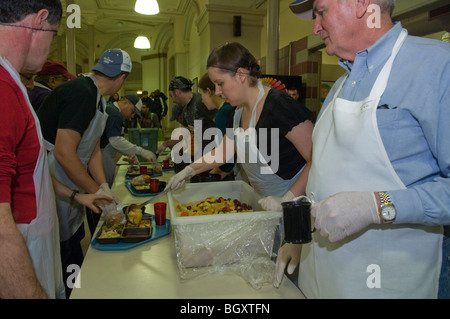 Xavier Mission S Soup Kitchen
