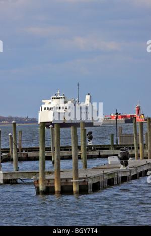 Long Island Sound Car Ferry
