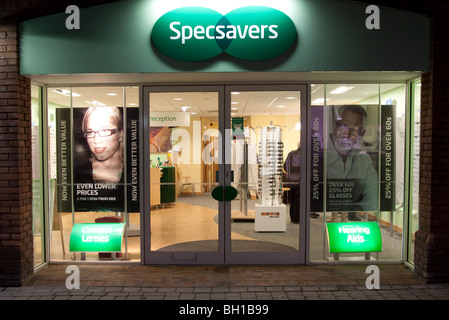 Specsavers Opticians - Tring - Hertfordshire - Stock Photo