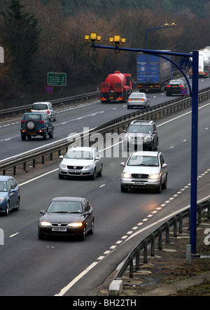 average speed cameras, average speed check, on the m4