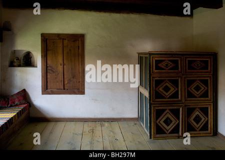 Bulgaria,Bansko,Museum-House of Neofit Rilski - Stock Photo
