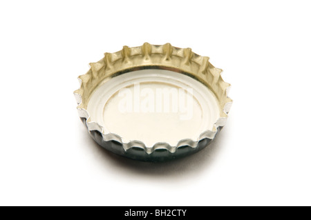 single bottle cap - Stock Photo