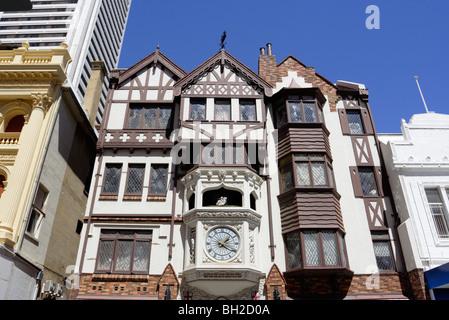 Tudor style house australia