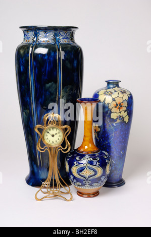 A Group Of Antique Vases Stock Photo 27713149 Alamy