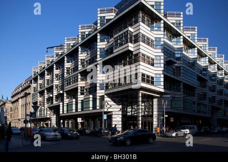 Department Store Quartier 206, Friedrichstrasse, Berlin, Germany - Stock Photo
