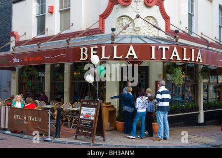 Bella italia brighton north street
