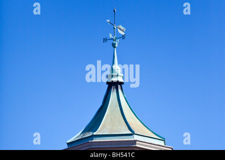 Weather Vane in the French Market in New Orleans, LA - Stock Photo
