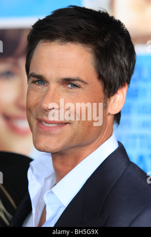 ROB LOWE THE INVENTION OF LYING LOS ANGELES PREMIERE HOLLYWOOD LOS ANGELES CA USA 21 September 2009 - Stock Photo