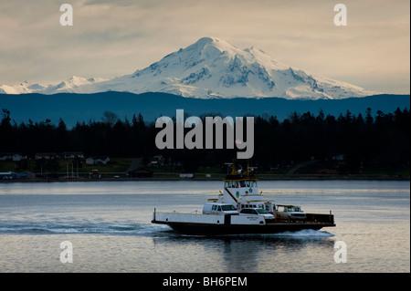 Lummi Island Ferry Boat