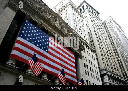 Broker new york stock exchange