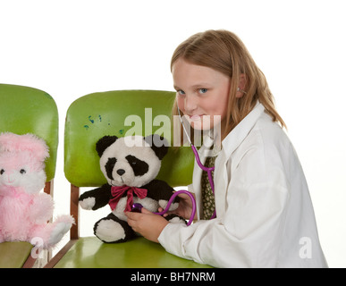 Prendo teen playing doctor